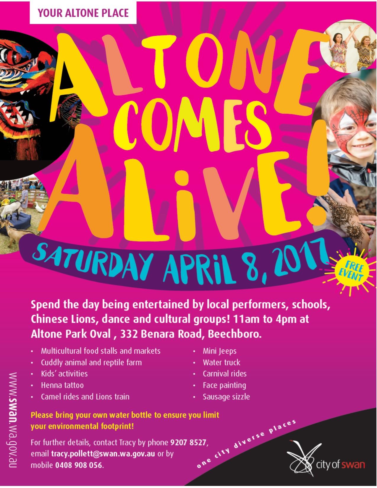 Altone Comes Alive