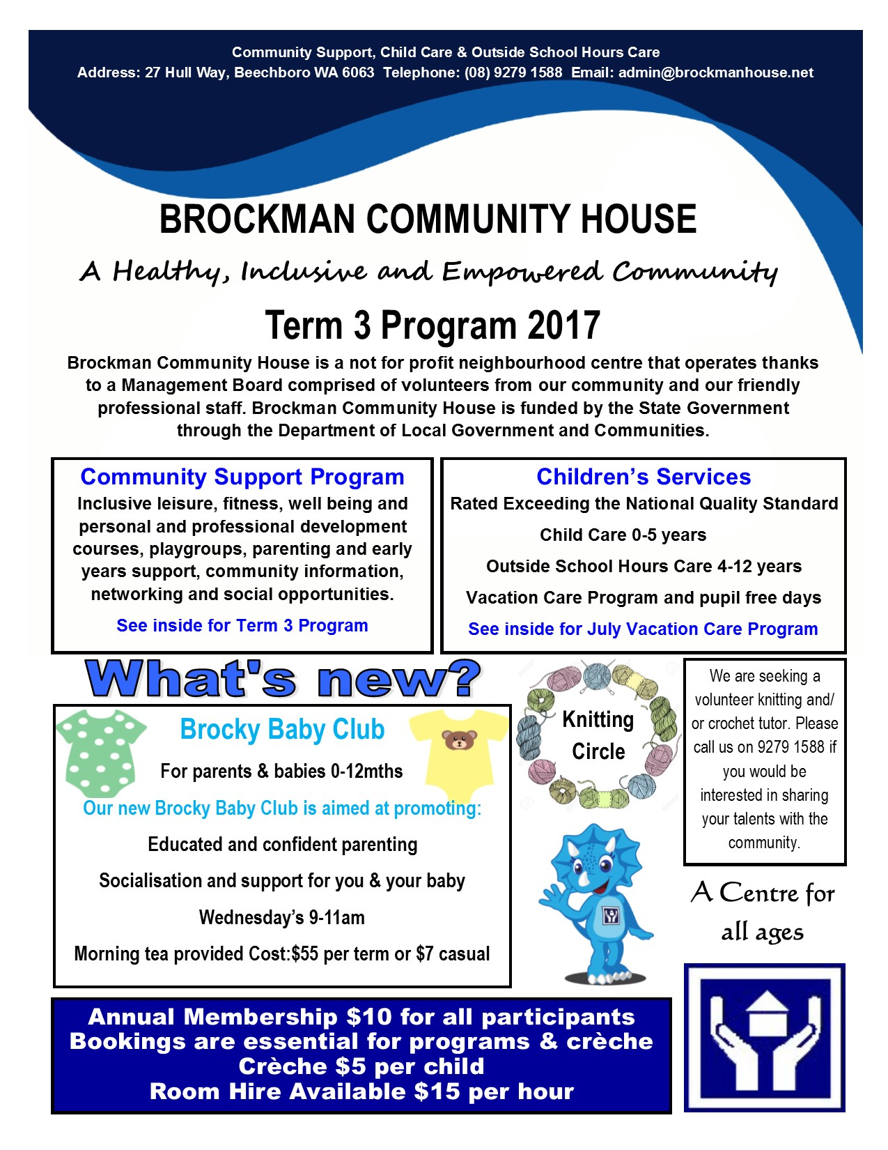 BH Community Support Term 3 2017 pg 1