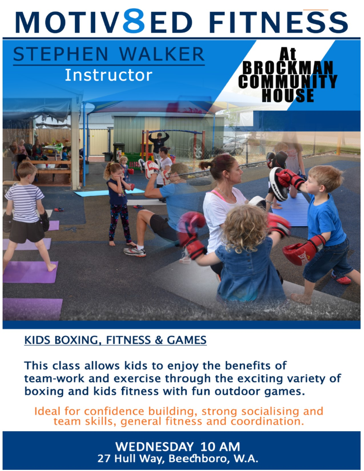 Family Boxing & Fitness