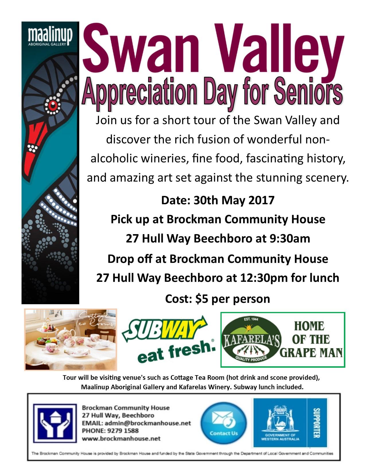 Swan Valley Appreciation Day